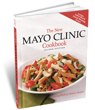 The New Mayo Clinic Cookbook